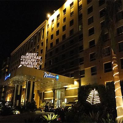 RADISSON BLU HOTEL HELIPOLIS