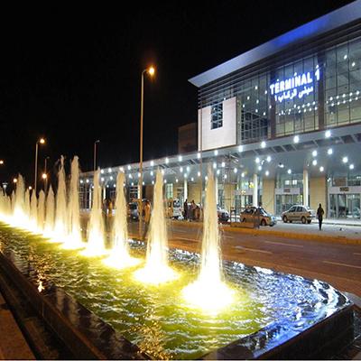 BROG AL-ARAB AIRPORT