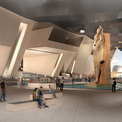 NEW GRAND EGYPTIAN MUSUEM